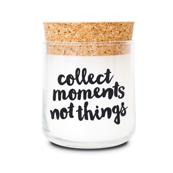 Duftkerzenglas - Moments