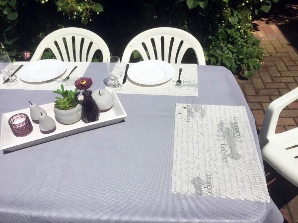 Tischsets Miami Druck Lobster 30/45