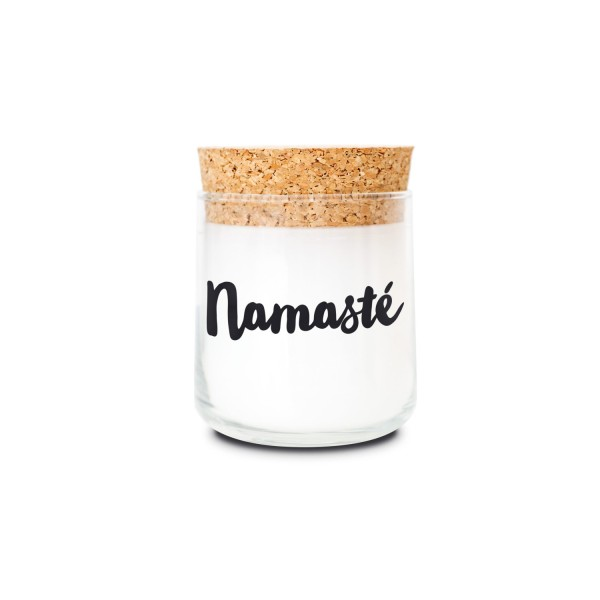 Duftkerzenglas - Namasté